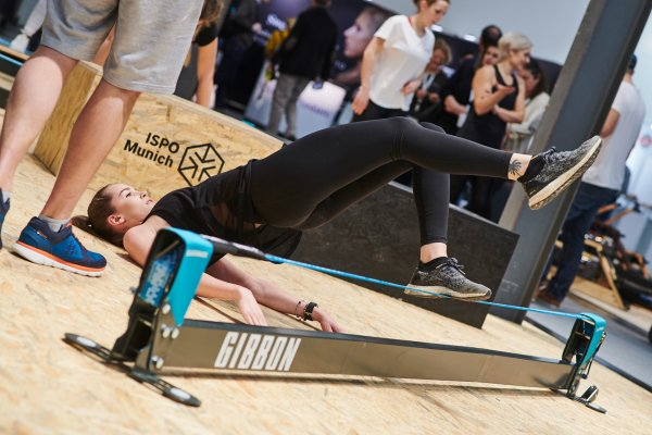 Participation program at the ISPO