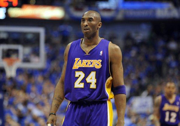 Sports Community Grieves For Kobe Bryant