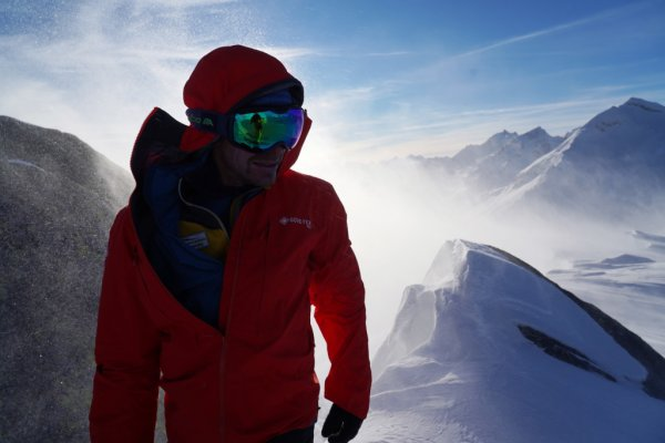 The new GORE-TEX PRO jacket tested