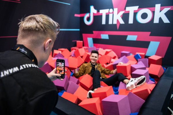 The Chinese app Tik Tok is a powerful marketing tool.