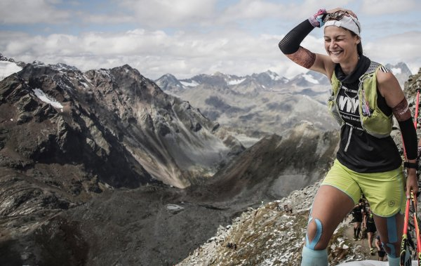 The right mindset is important - whether it's for an ultra marathon or the corona pandemic.