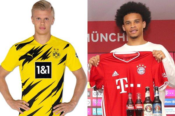 Bundesliga Kit Sponsors 2020 21 What The 18 Clubs Earn