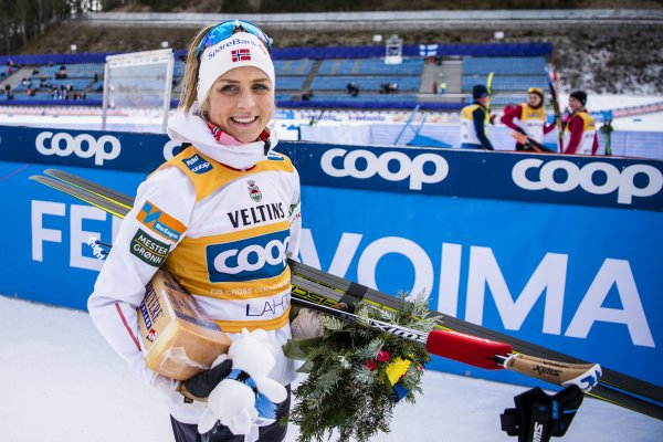 Therese Johaug Back At The Top After The Doping Ban