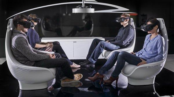 Fortbewegung von Morgen: Unterwegs im autonomen Auto