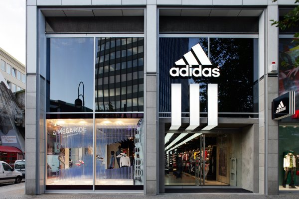 Adidas Shop in Berlin