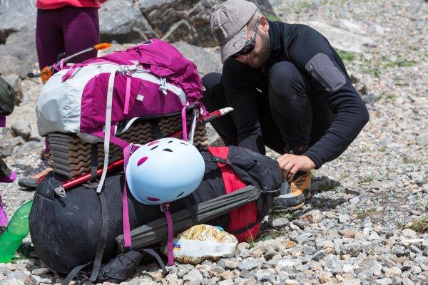 Die Packliste Das Muss In Den Trekking Rucksack