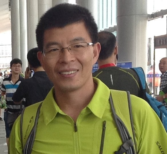 Heng Zhang, CEO of the Chinese outdoor company Sanfo.