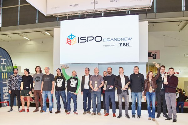 ISPO BRANDNEW 2016 Award Ceremony