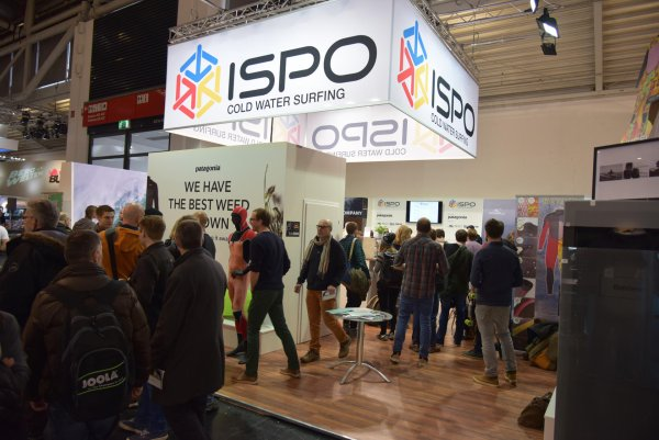 ISPO Cold Water Surfing