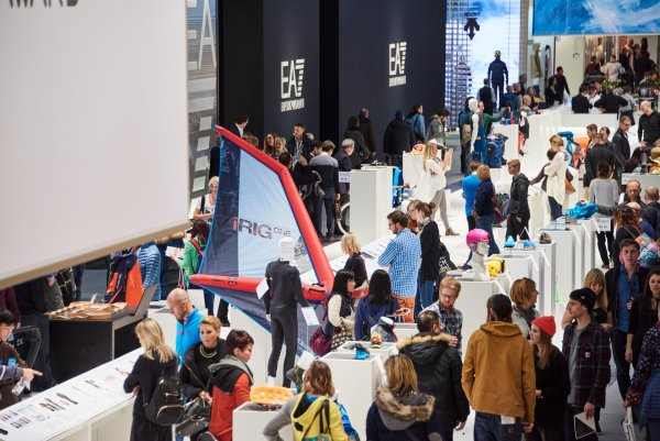 Have a look at the highlights of ISPO MUNICH on Tuesday!