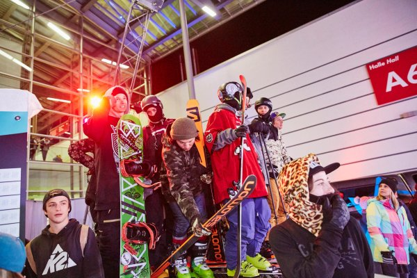 The Cable Session is one of the highlights of ISPO MUNICH 2016