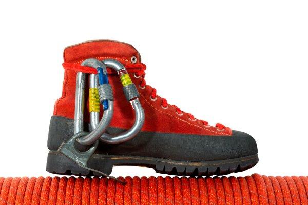 Klettergurt Für Einsteiger : Wichtiges equipment für kletter einsteiger ispo