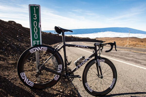 Joining the Amer Sports family of brands: Enve, U.S. manufacturer of bicycle components.