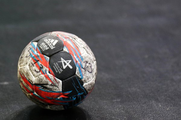 Adidas provided the balls for the EHF tournaments