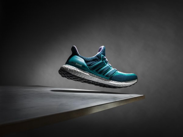 """Boost"" shoe by Adidas"