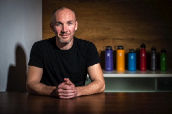 David Ledouble wechselt von Black Diamond zu Hydro Flask