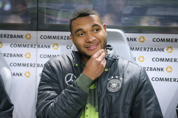 Jonathan Tah was nominated for the DFB team by manager Joachim Löw