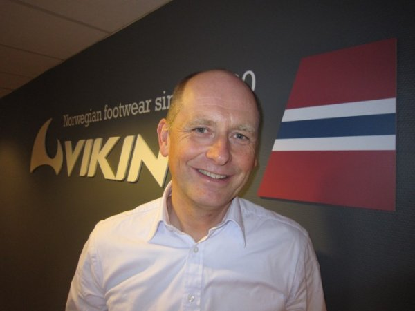 From mid May, Trond Langeland will take on the leadership of Viking Footwear