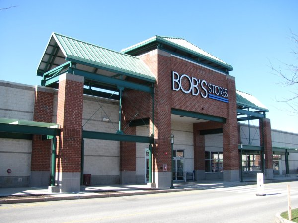 Only one of the Bob's Stores is to be closed.
