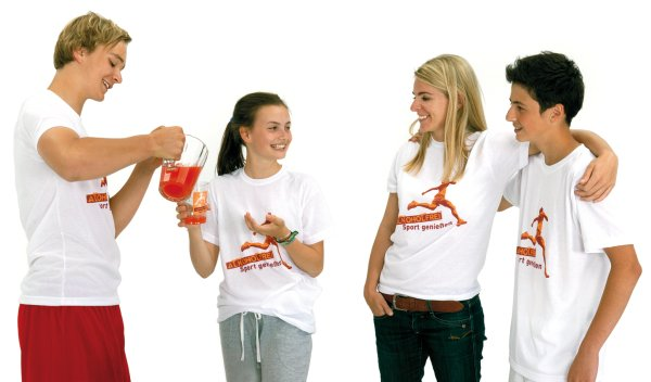 "Since the start of the BZgA action ""Enjoy Sport Alcohol-free"" in October 2011, 5,800 actions were completed in sports clubs."