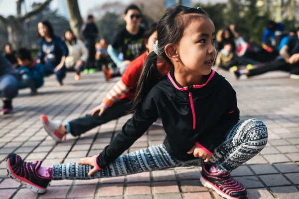 Physical education in China is to be fundamentally revised by Nike