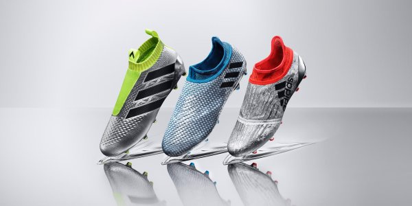These soccer boots by Adidas could soon be completely recyclable