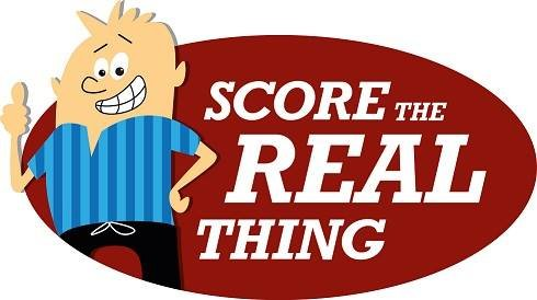 "Buck Misfit is the main figure of the ""Score the real thing"" campaign"