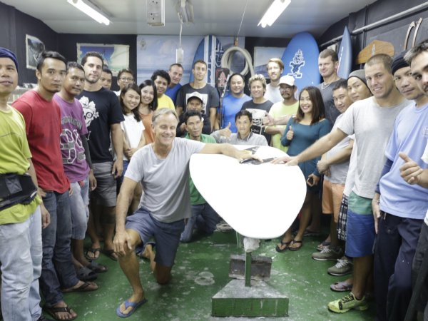 The board manufacturer Starboard and the environmental initiative Sustainable Surf are now working together.