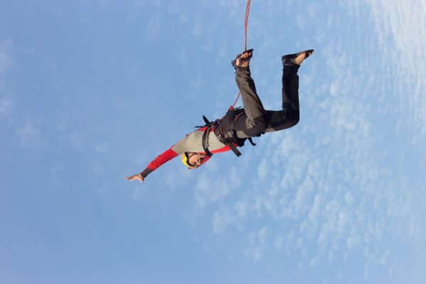 bungee jumping ausprobieren die besten locations in deutschland. Black Bedroom Furniture Sets. Home Design Ideas