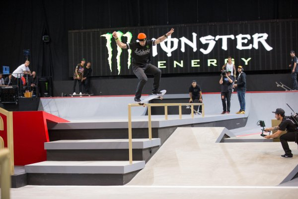 "Chris Cole: ""Skateboarding is like star wars"""