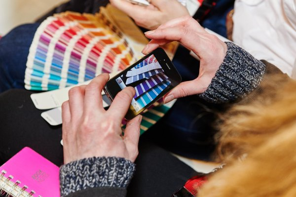 What color for 2018? ISPO TEXTRENDS is the platform for textile trends.