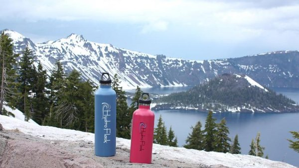 Hydro Flask ist wie die Oregon State University-Cascades in Bend, Oregon beheimatet