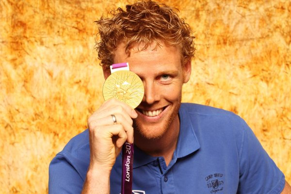 Jonas Reckermann won the gold medal at the last Olympic Games. Now he's an expert for the ZDF.