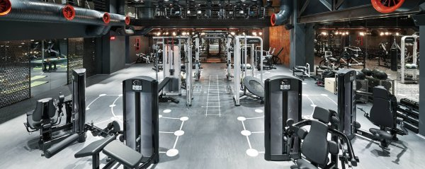 Life Fitness is one of the largest providers of fitness equipment.
