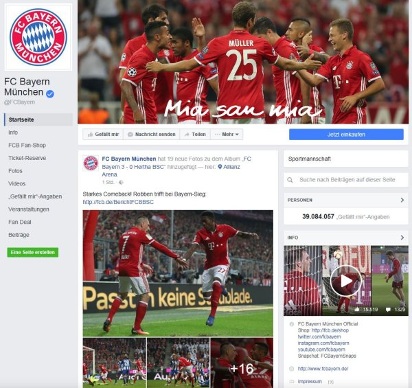 Fc Bayern 4 0 At The Top With A New Digital Strategy