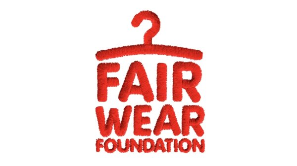 Das Logo der Fair Wear Foundation