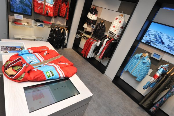The WeShop was the first pilot store in Germany to simulate digital technology in a real environment.