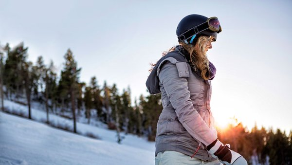 Keeping warm in winter isn't too hard, if you have the right wearables.