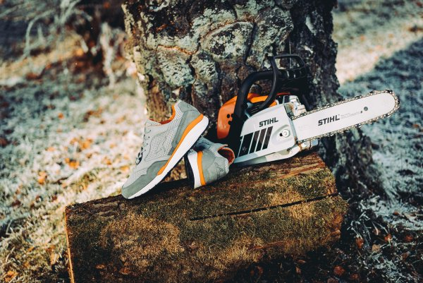 The Stihl x KangaROOS Ultimate is the result of the collaboration of the two companies.