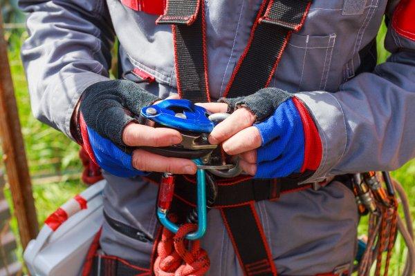 Kletterausrüstung Sicherung : Sicherung beim klettern so gehts
