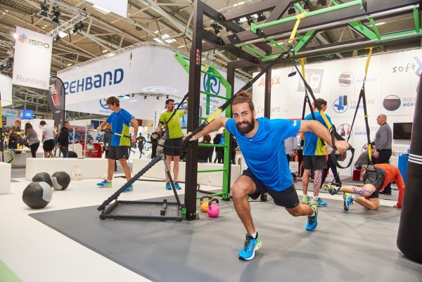 The most awesome fitness trends in the health and fitness sectors at ISPO MUNICH.