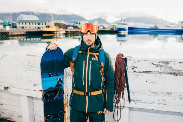 cb8e8e1eea The company's founder, Julien Durant, wants Picture Organic Clothing to use recycled  materials exclusively