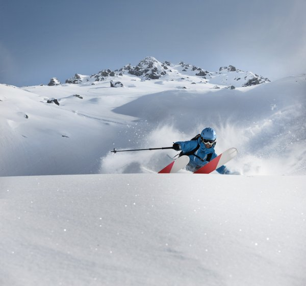 What will winter sport products be like if it gets warmer on the pistes?