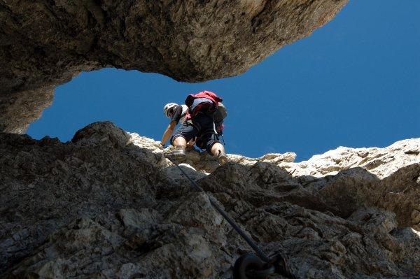 Klettersteig Niveaus : Klettersteige das sind die besten frühlings touren für