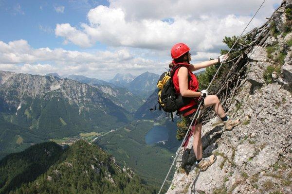 Klettersteig Johnsbach : Klettersteige: das sind die besten frühlings touren für profis in