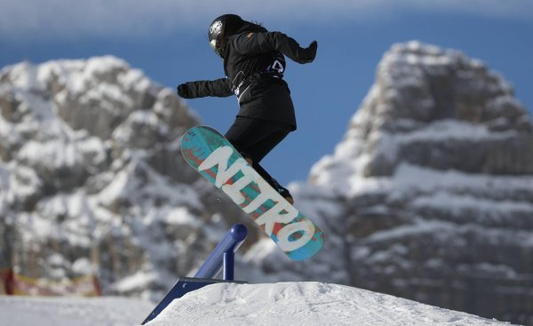 Nitro Snowboards was founded in 1990 in Seattle.