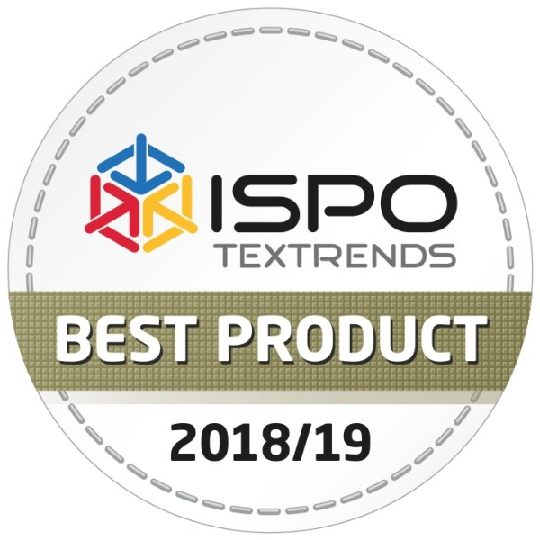 These are theISPO TEXTRENDS BEST PRODUCT Winners.