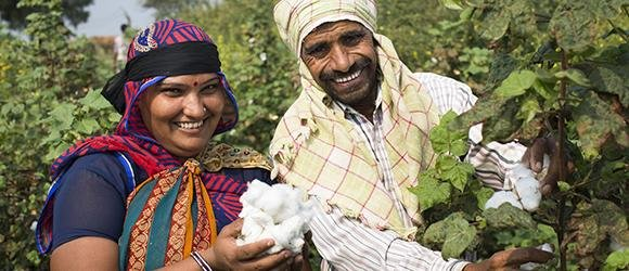Fairtrade is best known in supermarkets. A Fairtrade program was also launched for cotton a few years ago.