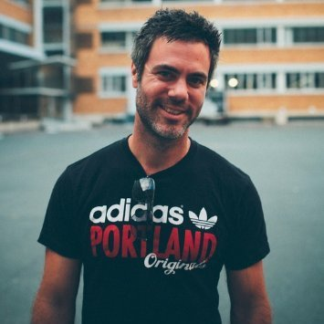 Steve Fogarty ist Senior Director Talent Futures von Adidas Group Global.