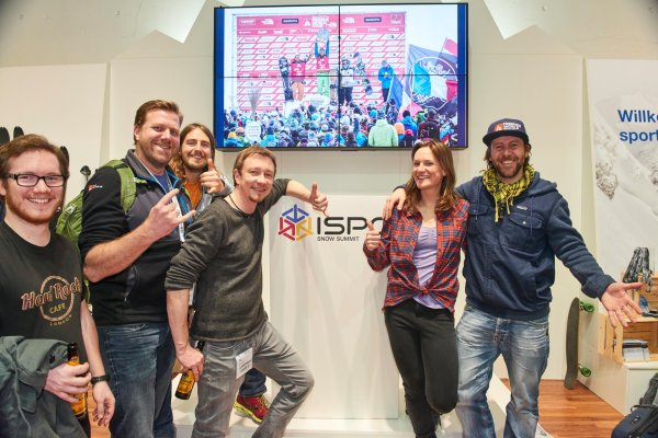 The big Freeride World Tour get together at ISPO SNOW SUMMIT